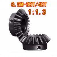 Wholesale 0 M T Precision Umbrella Standard Bevel Gear Dimaeter mm mm hole d mm Set