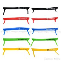 Wholesale ROCKBROS Cycling MTB PC Frame Protector Chain Stay Rear Fork Guard Cover Outsports Bicycle Equipment Colors Styles