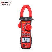 Wholesale Non contact AC voltage detection digital clamp meter double open UA2008C