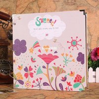 best photo albums - DIY Photo album x29cm Couples baby family album scrapbook album with inside pages best gift