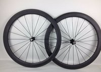 aero spoke wheels - road bike carbon wheels C mm clincher rim Road bicycle K UD full carbon bike wheelsets aero spoke mm
