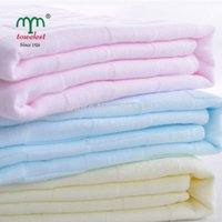 Wholesale New Promotion PC Cotton Gauze Baby Blanket Swaddling Newborn Summer Sheet and Baby Bedding Set