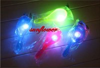party maracas - Light Up Musical Maracas Flashing LED Blinking Toy Party Favors