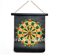 Wholesale Piece inch Club Fun Magnetic Dart Board Pack Magnet Dartboard with Magnetic Darts
