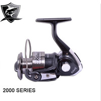 best quality bearings - New Fighter Best Quality HAIBO Brand Ball Bearings Series Black Spinning Baitcasting Fishing Reel