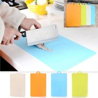 Wholesale Hot Seller Set Chopping Block Cutting Board Kitchen Utensils Fish Meat Vegetables Fruit Size CM PP JA88