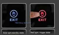Wholesale Electric Door Exit Access Release Touch Button Open Door For Door Access Control Lowest Price