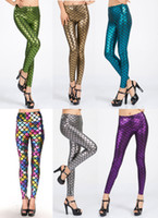 Cheap Sexy Legging Best Fish Scale Leggings
