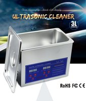 Wholesale Jakan L Household Ultrasonic Jewellery Cleaner Stainless Steel Cleaning Machine to Clean the Surface Gap Slit Blind for Personal Cleaning