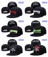 Cheap THRASHER hat Best Fashion Snapback hats