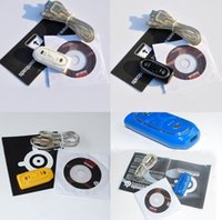 Wholesale Steelseries Siberia Usb Sound card H V2 Soundcard hv2 Surround Black White Blue Yellow Red Colors