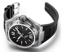Cheap Classic Mens mechanical watches Black Rubber men wristwatch Automatic Watch 410