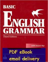basic grammar - Basic English Grammar Third Edition by Schrampfer Azar and Stacy A Hagen