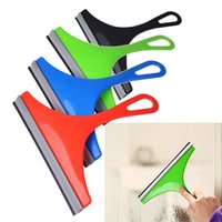 glass wiper - New Arrivals Household Cleaning Brushes Glass Window Wiper Windshield PP Size CM C411