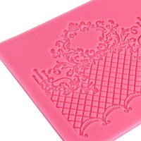 Wholesale Silicone Lace Mold Fondant Cake Pastry Decorating Tool