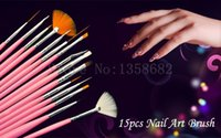beauty shop designs - Limited Nail Gel Professional Nail Art Brush Set Design Painting Pen Perfect For Natural Pieces Of Red Shop Beauty