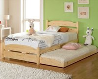 Wholesale Simple And Modern Bed Wood Bed betamethasone Wood Bed children s Wooden Beds m m