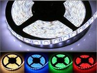 Wholesale 2015 Hot sale LED Strip Light Non waterproof LED Flexible Light Strip V LED Color Options SMD Feet Meter