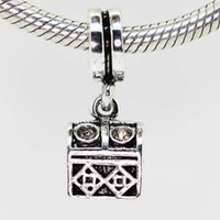 Cheap Charms Treasure Chests pendant Best European Beads Treasure Chests charm beads
