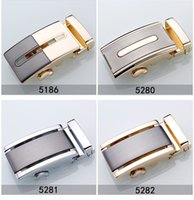 Wholesale New Belts Buckle for Men Style Casual Belts Buckle Boys Waist Buckles High Quality Alloy Automatic Buckle Male Fashion Accessories