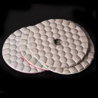 stone polishing pads - 3 quot mm Diamond dry Very Flexible polishing pads for quartz stone granite marble Grit Sets