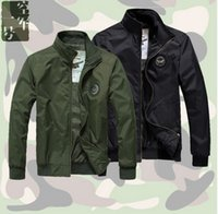 air free jackets - Brand men jacket plus aeronautica militare new arrival military cost air army one outerwear sports embroidery jackets