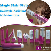 beautiful curl - FULLCOME Hair Style kinds Multifunction Straightening Irons Curling iron electric hair drier VS Beautiful Star Straightening Irons
