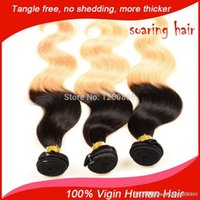 Cheap 1b 613 ombre wet and wavy human hair brazilian body wave weave hair extensions 6a grade brazilian virgin hair body wave bundles