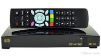 Wholesale 20pcs Original Openbox V8S Digital Satellite Receiver Support WEBTV Biss Key Dual Core CPU MHz MIPS Processor Factory sale