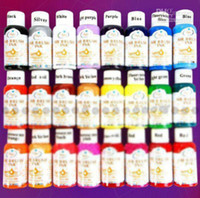 airbrush colours - Colours ml Nail Art Airbrush Paint Ink For D Painting Design Full Set