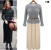 Cheap Casual Dresses 039 sweater Best Street Style Crew Neck winter sweater