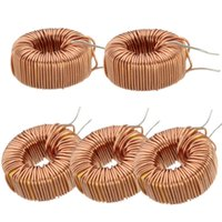 Wholesale Hot Best Price High Quality uH A Toroid Core Inductor Wire Coil Wind Wound mm Outer Dia for DIY