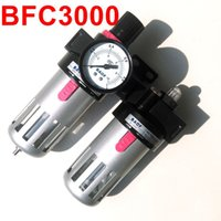Wholesale BFC3000 Air Filter Regulator Lubricator Combinations Port Thread F R L Unit