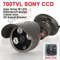 array design - 700tvl sony ccd waterproof design array ir led mm lens cctv camera