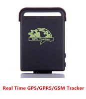 accurate cars - Accurate Quad band TK102B Real Time GPS GPRS GSM Locator Tracker For Car Pet children Vehicle