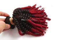 Cheap Afro KINKY CURLY Best Brazilian Hair Extensions