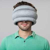 Wholesale The magical ostrich pillow office the nap pillow car traveling noon break pillow nod off portable pillow