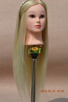 Wholesale Mannequin Dummy quot High Temperature Fiber Train Mannequin Head With Hair