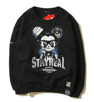 ashin mayday - European and American fashion brand new winter SR Ashin Mayday machine silver mirror Mickey cartoon lovers sweater jacket