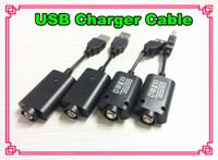Wholesale Newset USB Chargers for EGO ECIG vaporizer battery Cable E cig USB charger for ego ego T electronic cigarette Healthy E cigarette