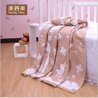 Cheap 2015 AAA+quality 110*110cm 9 color kid boy girl Pure cotton double towel coverlet warm soft Quilt Waterford Linens sheet Set topB1507 50PCS