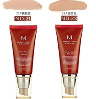 Wholesale 2016 Hot New Makeup Perfect Cover BB Cream BB CC creams Or color