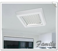 balcony flat - W W LED Panel Light ceiling lamp square flat light square lights embedded in the kitchen hallway bathroom balcony light
