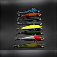 Wholesale 1Piece g cm Fishing Lures Sea Fishing Tackle Hard bait luminous Lead Fishing Artificial Bait jig Wobblers Baits Lures