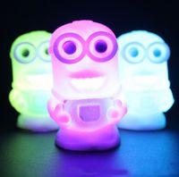 Wholesale Fashion Hot Spin LED Light LED Lighted Toys Cartoon Cartoon Light P l