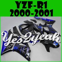 bacardi blue - New Hot fairings free gift Bolts Screws Injection Mold Fairing Fit YZF R1 YZF R1 Bacardi Blue Y10Y13