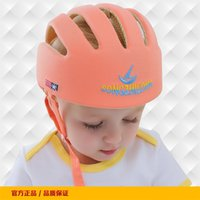 baby protective helmet - Baby Toddler Safety Helmet Headguard Children walker learn walk protective Hats Cap Harnesses Adjustable luxury Gift for toddler hot