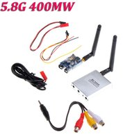 rc transmitter and receiver - New CH Ghz Mini Wireless FPV Transmitter and Receiver Kit Real time mW m rc transmitter