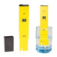 Wholesale Digital PH meter Pen Water Tester Pool Aquarium LCD Pocket aquaponics hydroponic