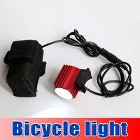 Wholesale DHL free XML T6 LED Bicycle Bike Light kit Modes rechargable Battery Pack with retail box waitingyou